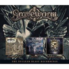 GRAVEWORM - The Nuclear Blast Recordings  (3-CD) BOXSET