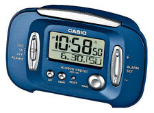 Casio Wave Ceptor de radio despertador digital despertador dqd-70b