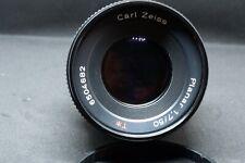 Contax Carl Zeiss Planar 1,7/50mm Y/CX-Anschluß
