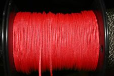 3' BCY Red D Loop Material Bow String Bowstring Archery