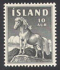 Iceland 1958 Horses/Pony/Animals/Nature 1v (n30737)