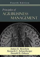 Principles of Agribusiness Management fourth edition 4e 4th 4 beierlein