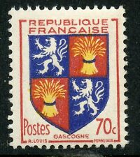 STAMP / TIMBRE FRANCE NEUF N° 958 ** BLASON GASCOGNE