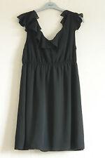 Ladies E-Vie Black Party Dress size 14