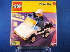 2001 Lego Patrol Car 1247 #2