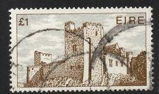 IRELAND SG550 1983 ARCHITECTURE £1 USED
