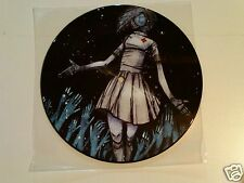 "THE ASSAILANT Nurse 7"" picture disc Daniel Danger artwork ltd 666 Botch Converge"