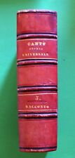 Storia Universale - Racconto -  C. Cantù - Ed. Utet 1864 - Tomo quinto