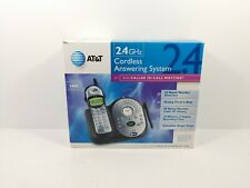 AT&T 2.4 GHz Cordless Telephone/Answering System 1465 Caller ID/Call Waiting NEW