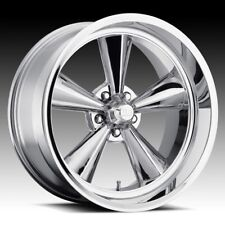 17x8 Us Mag Standard U104 5x4.75 et1 Chrome Wheels (Set of 4)