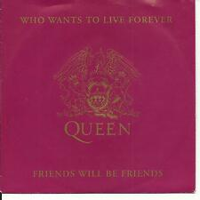 7' Queen > Who Wants To Live Forever/Friends... < EEC