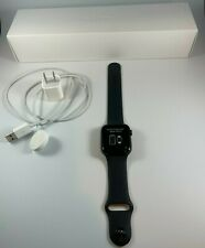 Apple Watch Series 5 44mm Space Gray Aluminium Case with Black Band - GPS&Cell