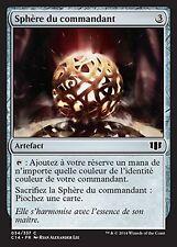 *MRM* ENG 4x Sphère du commandant - Commander's Sphere MTG Com 2014