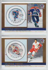 2003-04 PACIFIC CANADA POST STAMP CARD #1-24 NHL ALL STAR COMMEMORATIVE YOU PICK