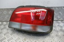 SUZUKI BALENO REAR LIGHT DRIVER SIDE 1998