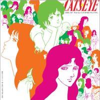 New Cat's Eye Anime Music Capsule CAT'S EYE Japan Anime Music CD