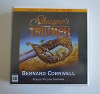 Sharpe's Triumph: by Bernard Cornwell - Unabridged Audiobook - 10CDs