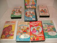 Berenstain Bears Vhs Tapes Lot of 6