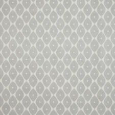 Grey Geometric Ovals PVC Vinyl Wipeclean Tablecloth Available In Multiple  Sizes
