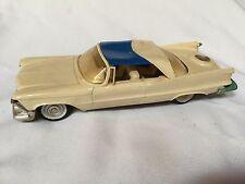Original Vintage SMP 1959 Chrysler Imperial Crown HT Dealer Promo Car C8+