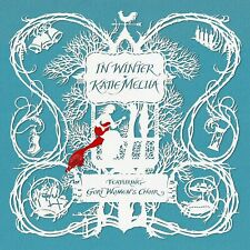 Katie Melua Featuring Gori Women's Choir – In Winter - CD - New & Sealed