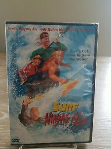 Surf Ninjas (DVD, 2002) SEALED