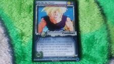 Dragon Ball Z DBZ CCG TCG P7 Can He Do That? Cell Games Saga Promo Card
