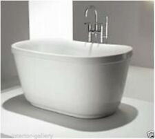 Bathtub Freestanding - Acrylic Bathtub - Soaking Tub - Floriello Bathtub - 51""