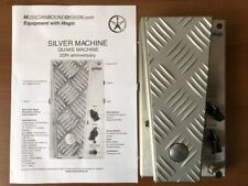 Musician Sound Design MSD Silver Machine MKII Wah Wah Guitar