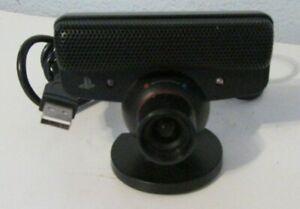 Sony PS3 PlayStation Eye Camera Motion Sensor Genuine OEM Tested Working