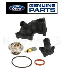 Ford Mercury Thermostat Upper & Lower Housing Sistem Gasket Seal Sensor Genuine