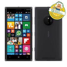 """Nokia Lumia 830 Nero (Sbloccato) 16GB 5"""" 4G LTE Windows Smartphone di grado C"""