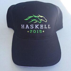 2015 Monmouth Park Haskell invitational Baseball Cap / Hat - American Pharoah