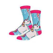 Unicorn Women's 1 Pair Of Crew Socks NEW Gag Gifts