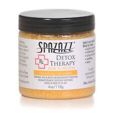 Spazazz Rx Terapia Spa Fragancia Cristales - 4 Oz Detox