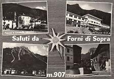* FORNI DI SOPRA - Panorami con Colonia 1965