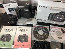 Canon 5d Mark IV With 50mm f1.8 Portrait Lens Bundle