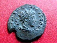 ROMAINE/TETRICUS II 273-274. ANTONINIEN **RARISSIME INCUS - METAL A IDENTIFIER**