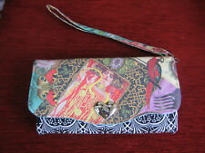 THREADY MERCURY CLUTCH BAG - NEW WITHOUT TAGS