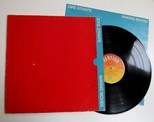 DIRE STRAITS - MAKING MOVIES LP EX VINYL Rare UK Promo 1st Press Original Album