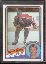 1984/85 TOPPS WAYNE GRETZKY #51
