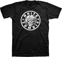 WHITE ZOMBIE - Classic logo T SHIRT S-M-L-XL-2XL Brand New Official Rob Zombie