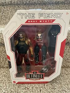 WWE MATTEL BRAY WYATT THE FIEND ULTIMATE EDITION SERIES 7 IN HAND
