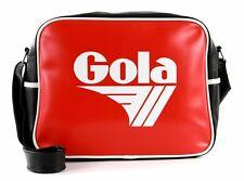 Gola Redford Umhängetasche Red / Black / White Rot Schwarz Erwachsene Neu