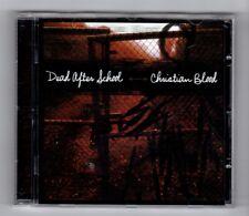 (IA167) Dead After School / Christian Blood, split album - 2004 CD