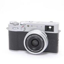 FUJIFILM Fuji X100V Digital Camera Silver -Near Mint- #197