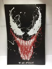 Venom Comic Book AMC Exclusive Marvel Limited Edition - Brand New