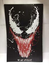 Venom Comic Book AMC Exclusive Marvel Limited Edition - Brand New