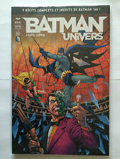 URBAN COMICS DC BATMAN UNIVERS HORS SERIE N° 1 AVRIL 2016 DOUBLE FACE BATMAN 66