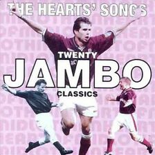 The HEARTS' SONGS, Twenty Jambo Classics CD (20, Football, Scotland) Cherry Red